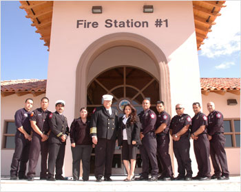 Fire Department Staff