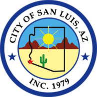 City of San Luis Arizona homepage