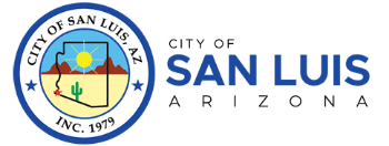 city of San Luis logo