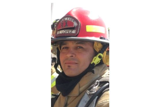 Assistant Fire Chief Lopez