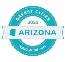 Safest City Logo