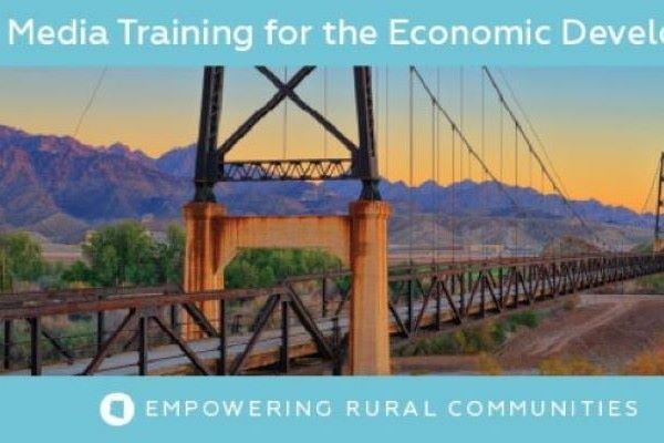 Media Training for the Economic Developer