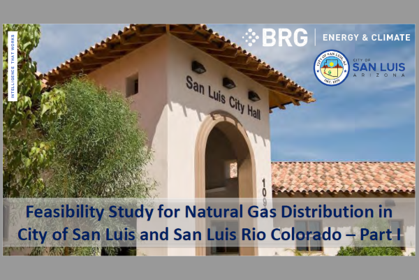 Natural Gas Feasibility Study